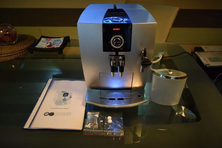JURA Impressa J5 Bean to cup Coffee machine – Cappuccino