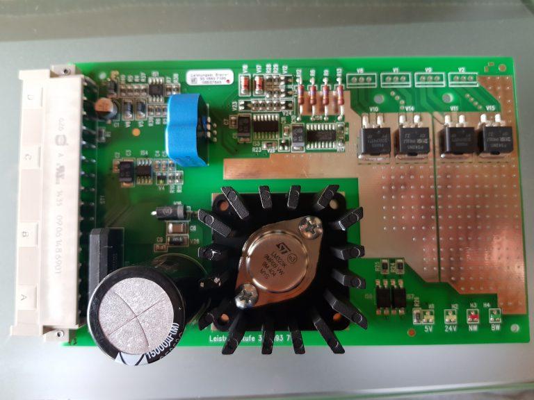WMF coffee machine Power board Leistungsstuf