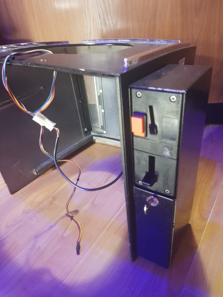 Thermoplan TIGER payment box