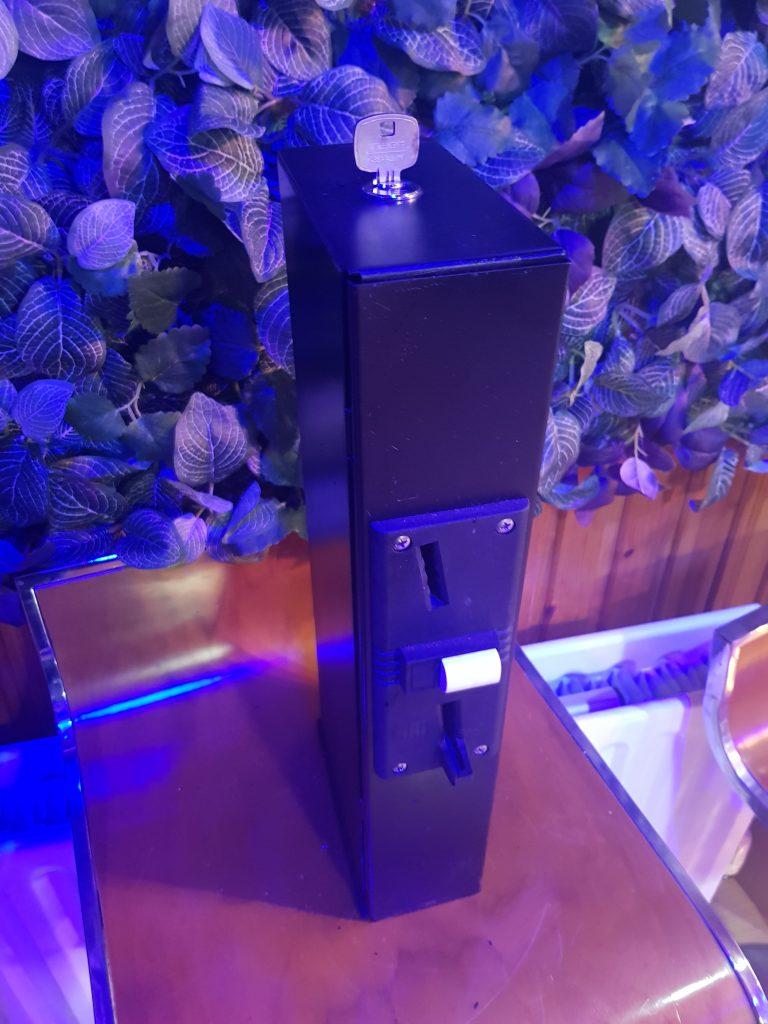 HLF 3600 / 4600 payment box
