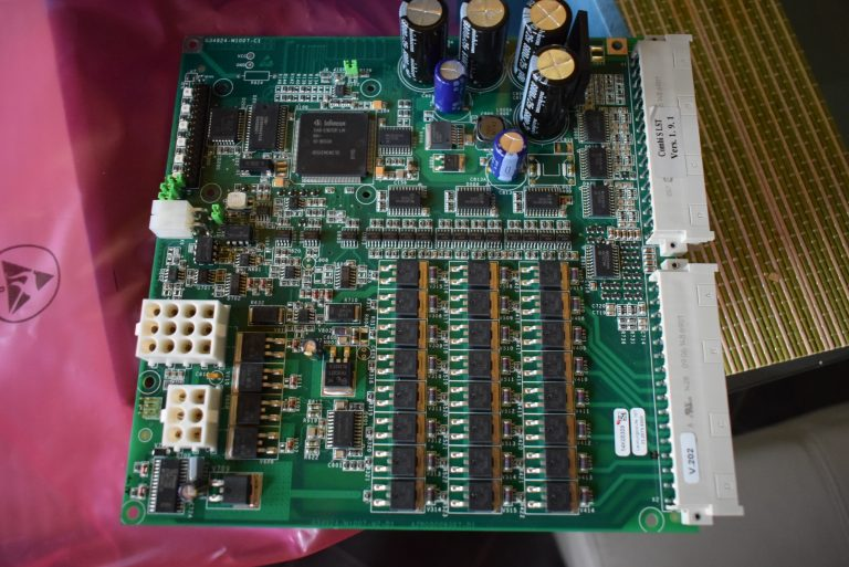 WMF Bistro easy PCB board